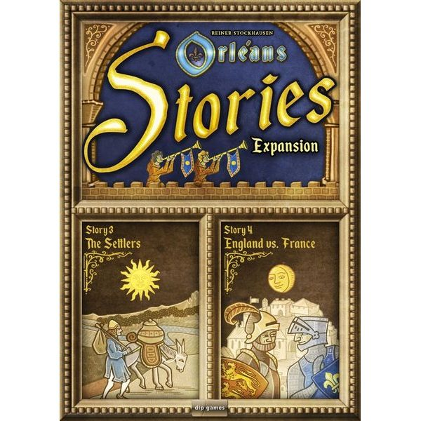 Orléans Stories - Expansions