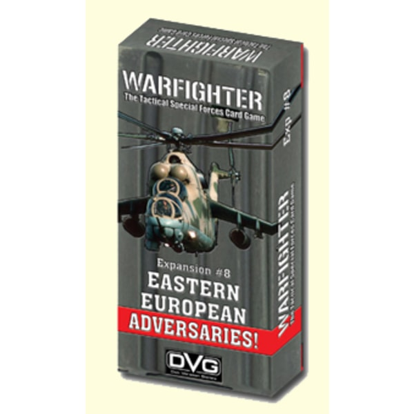 Warfighter Expansion 8: Eastern Europe Adversaries