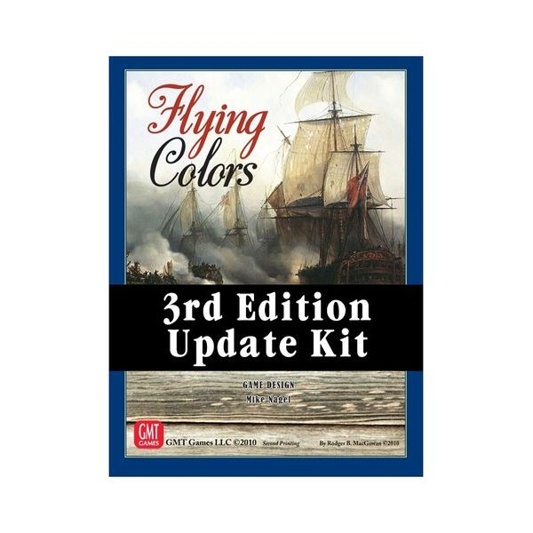 Flying Colors - 3rd Edition Update Kit