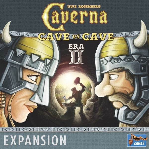 Caverna: Cave vs. Cave - Era II Expansion