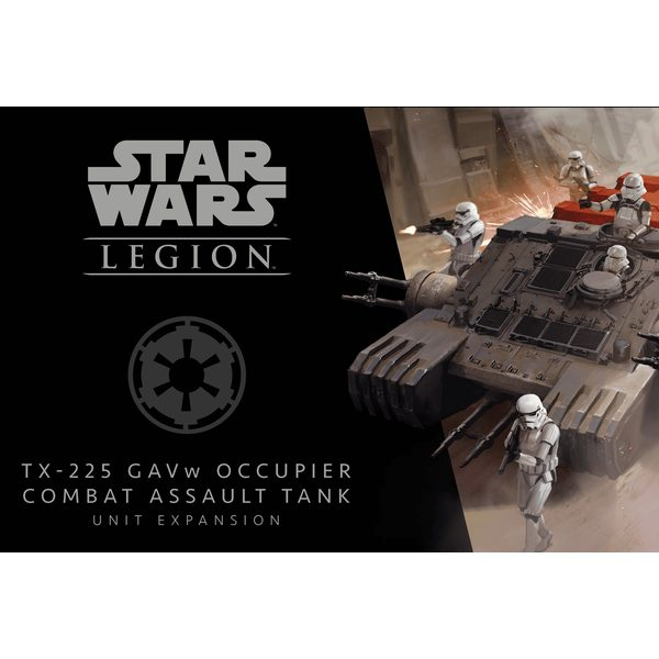 Star Wars: Legion - TX-225 GAVw Occupier Combat Assault Tank