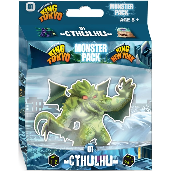 King of Tokyo/King of New York: Cthulhu