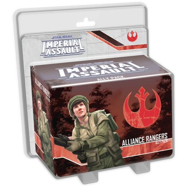 Imperial Assault Ally Pack: Alliance Rangers