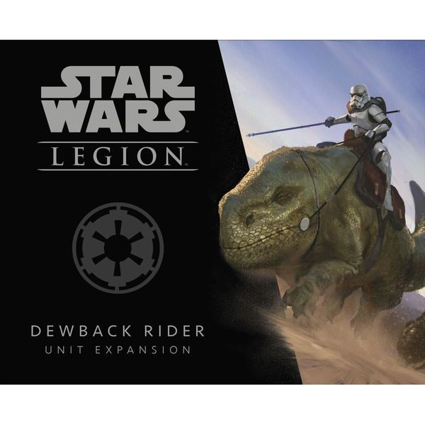 Star Wars: Legion - Dewback Rider