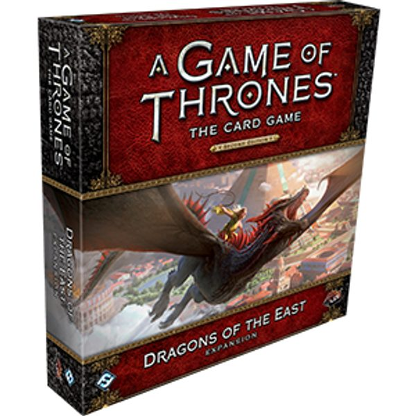 A Game of Thrones - Dragons of the East
