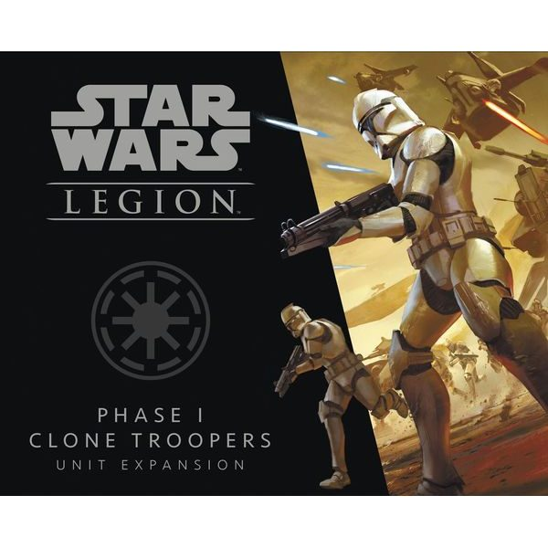 Star Wars: Legion - Phase 1: Clone Troopers