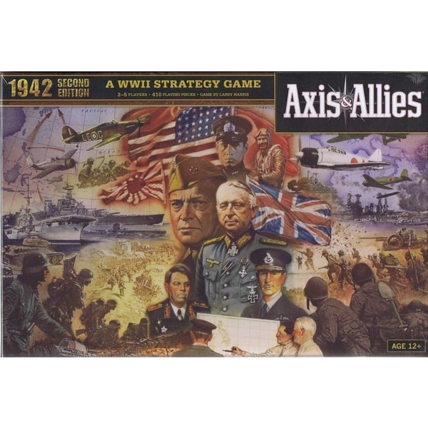 Axis & Allies: 1942 - Second Edition