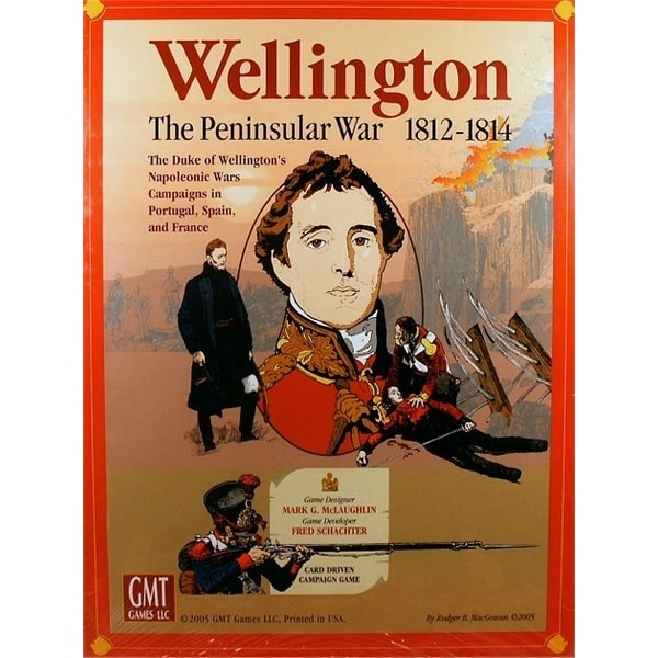 Wellington - The Peninsular War