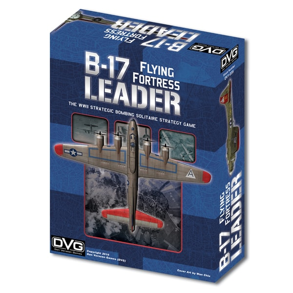 B-17 Leader: Flying Fortress