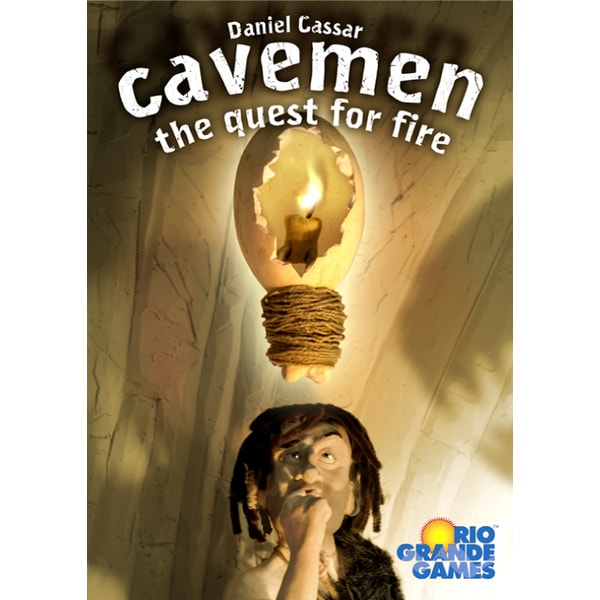 Cavemen - The Quest for Fire