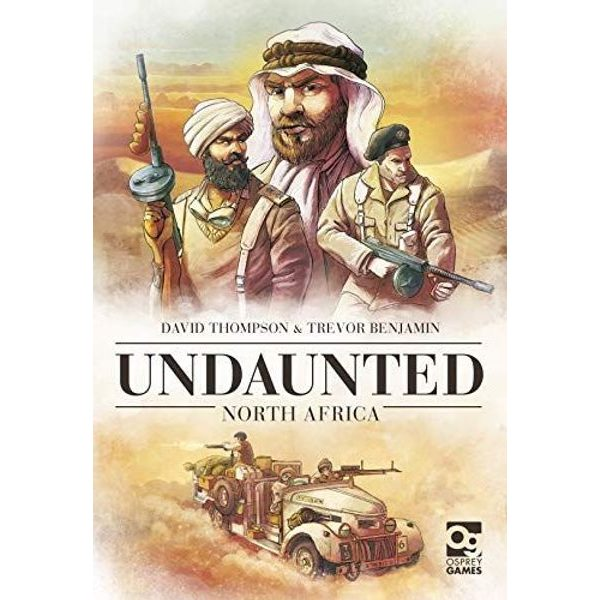 Undaunted - North Africa