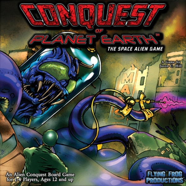 Conquest of Planet Earth
