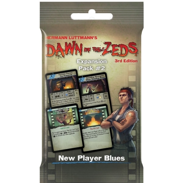 Dawn of the Zeds: New Player Blues