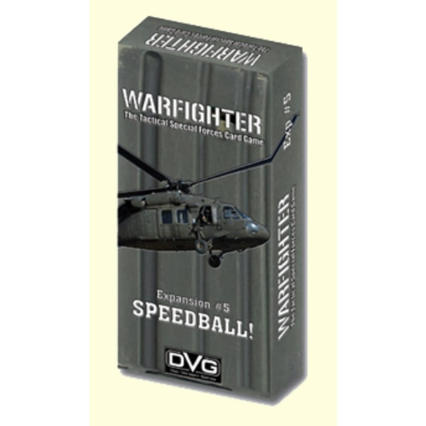 Warfighter Expansion 5: Speedball