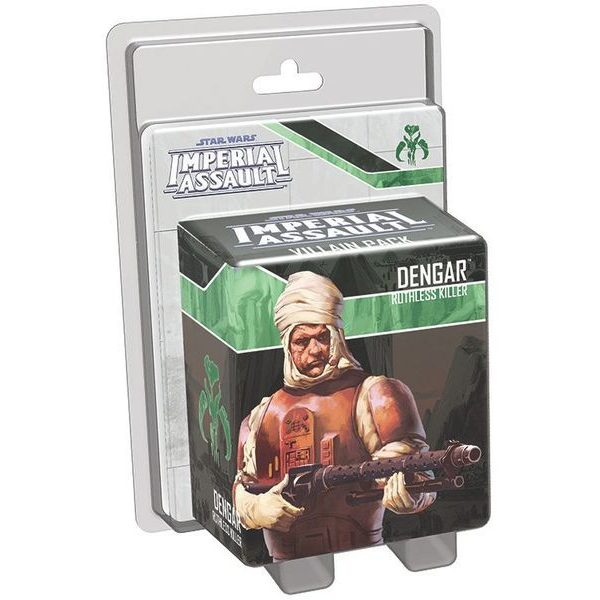 Star Wars: Imperial Assault - Dengar, Ruthless Killer