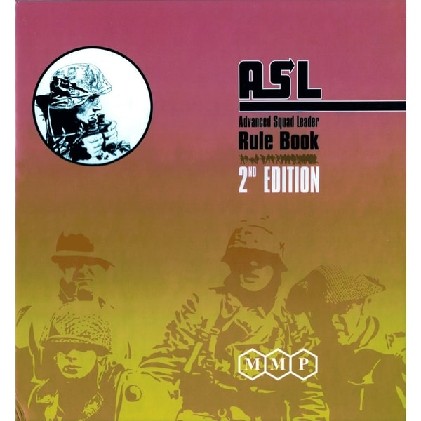 ASL: 2nd Edition Rule Book