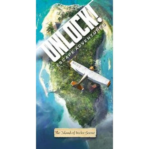 Unlock! Escape Adventures - The Island of Doctor Soorse