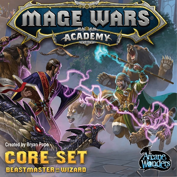 Mage Wars: Academy