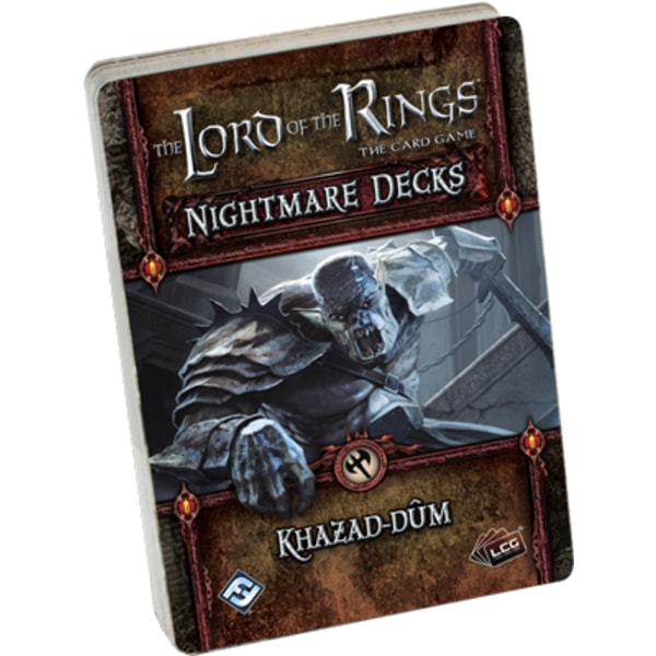 The LOTR: LCG - Khazad-dum Nightmare Deck