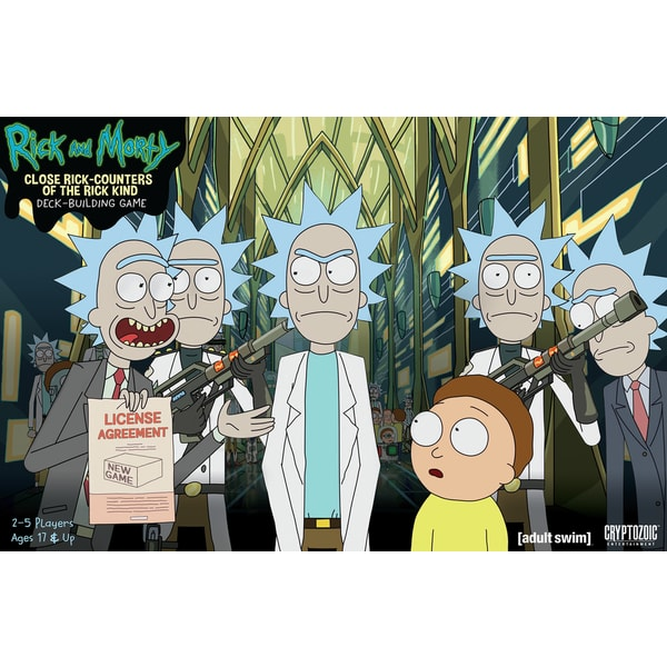 Rick and Morty: Close Rick-Counters of the Rick Kind