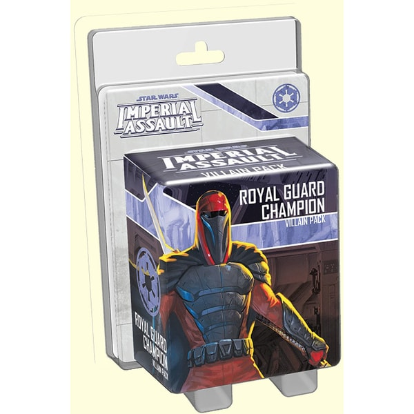 Imperial Assault Villain Pack: Royal Guard Champion