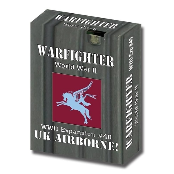 Warfighter: UK Airborne!