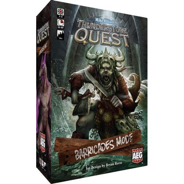 Thunderstone Quest - Barricades Mode