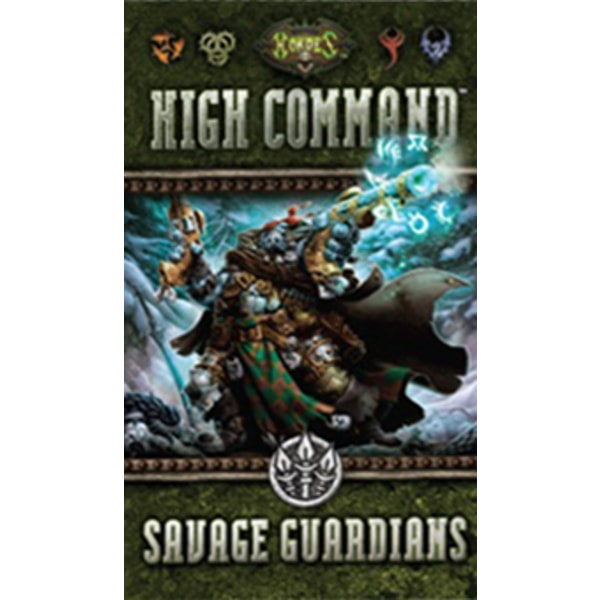 Hordes: High Command - Savage Guardians