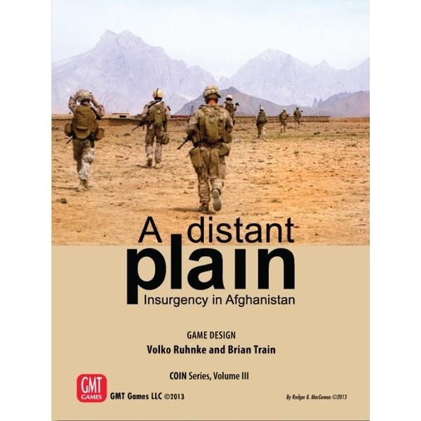 A Distant Plain: Insurgency in Afganistan