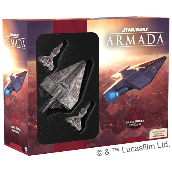 Star Wars: Armada - Galactic Republic Fleet