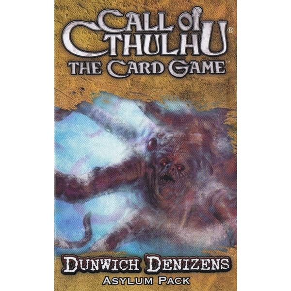 Call of Cthulhu LCG: Dunwich Denizens