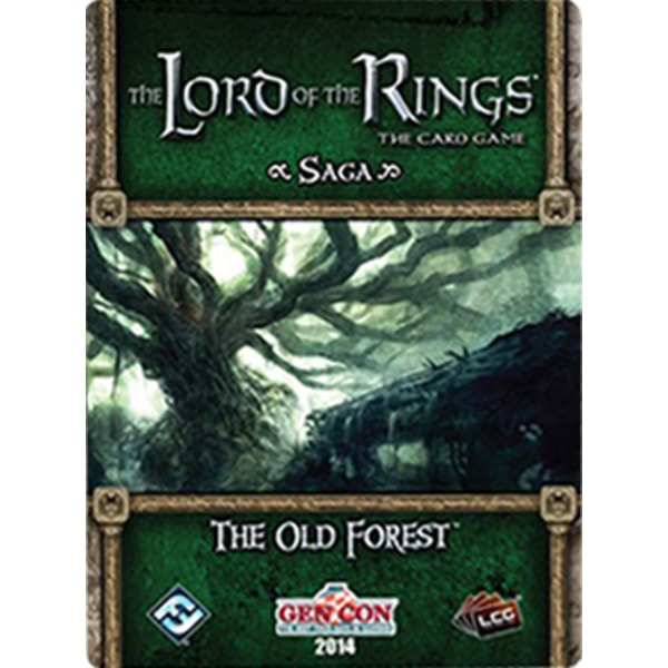 The LOTR: LCG - The Old Forest (Saga)