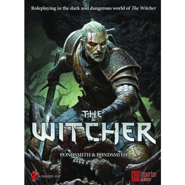 The Witcher - Roleplaying in the Dark and Dangerous World of Witcher