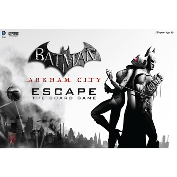 Batman: Arkham City Escape - The Board Game