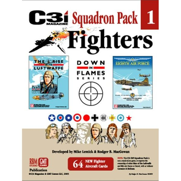 C3i Fighters Squadron Pack 1