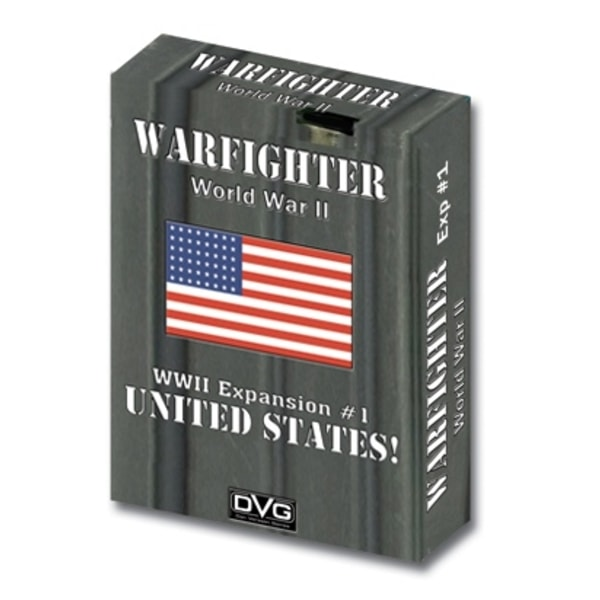 Warfighter: United States!
