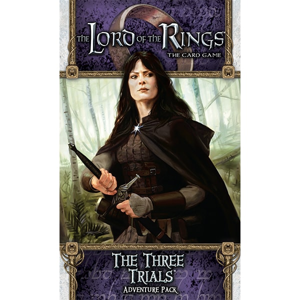 The LOTR: LCG - The Three Trials