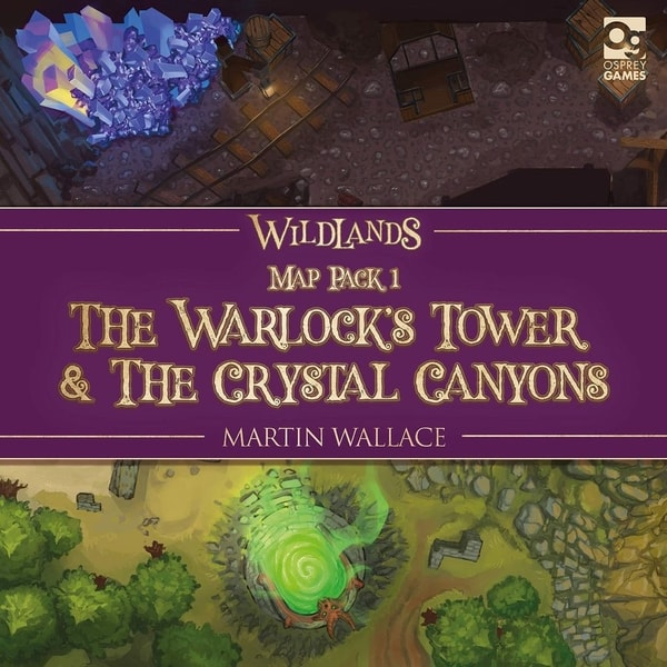 Wildlands: The Warlock's Tower & The Crystal Canyons