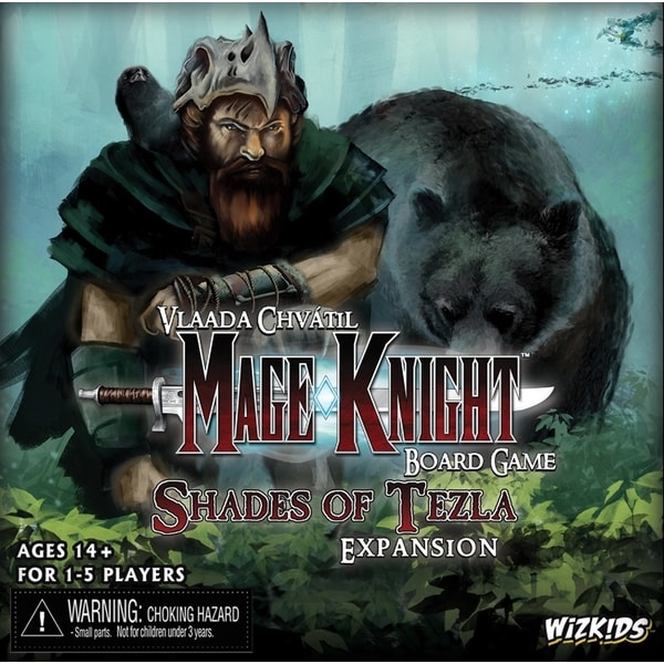 Mage Knight - Shades of Tezla Expansion