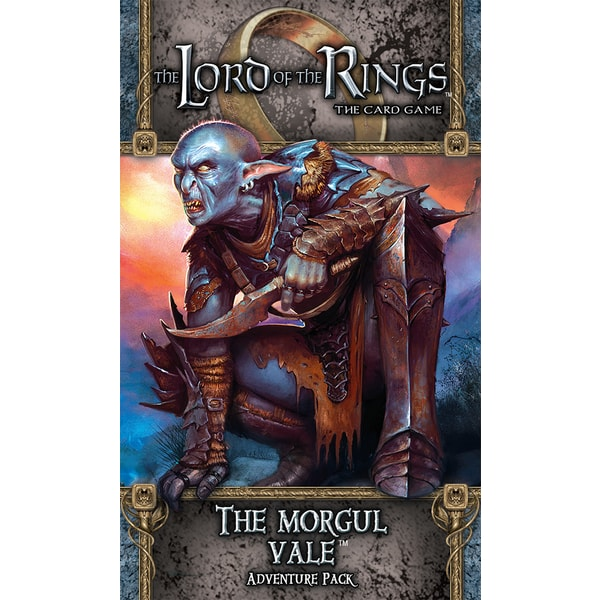 The LOTR: LCG - The Morgul Vale