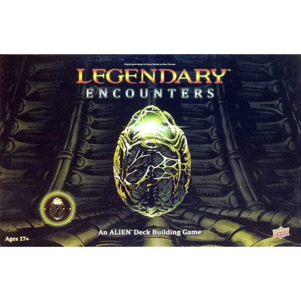 Legendary Encounters: Alien Deck-Building Game