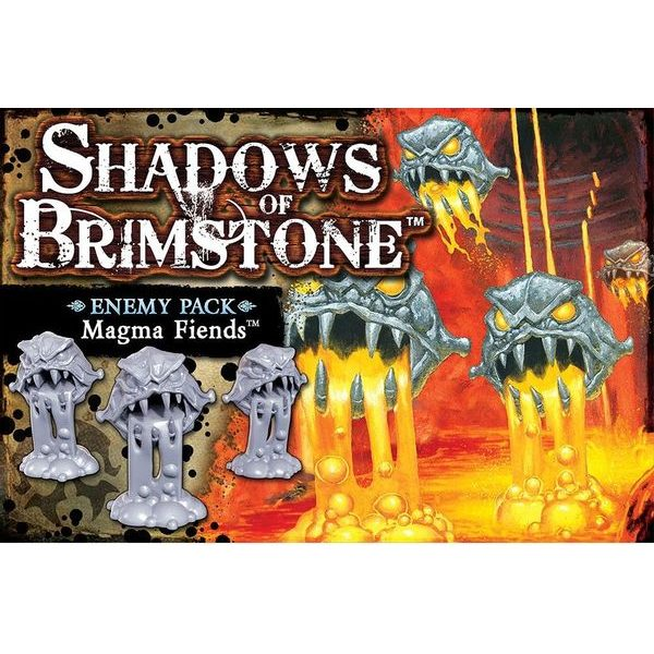 Shadows of Brimstone - Enemy Pack: Magma Fiends