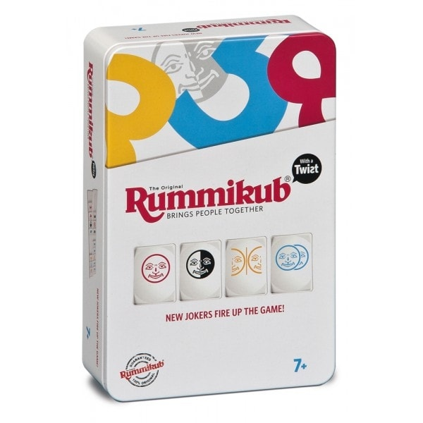 Rummikub with a TWIST (mini)