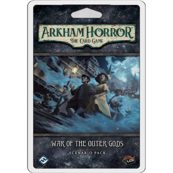 Arkham Horror - War of the Outer Gods