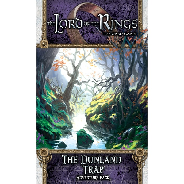 The LOTR: LCG - 	The Dunland Trap