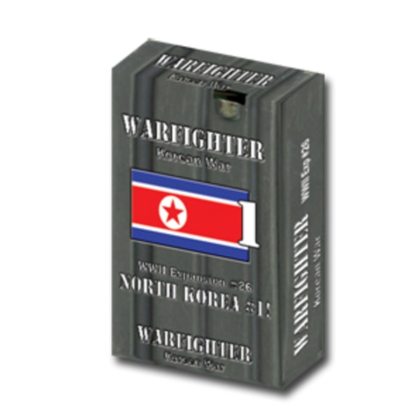 Warfighter: North Korea 1!