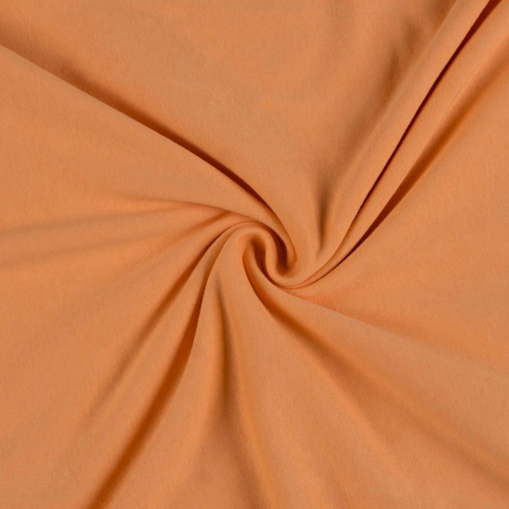 Kvalitex Jersey prestieradlo (90 x 200 cm) - lososové