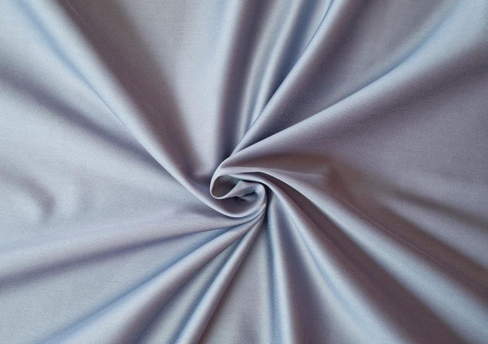 Kvalitex Saténové prestieradlo (180 x 200 cm) - šedé - výšku matrace do 15cm