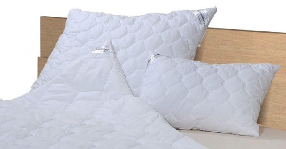 Zateplená přikrývka a polštář s dutým vláknem - Termo (více rozměrů) - Přikrývka francouzská 200x240