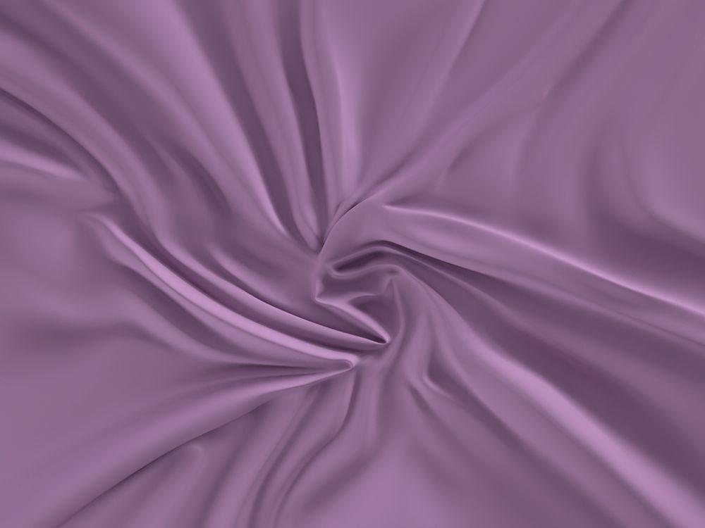 Kvalitex Saténové prestieradlo (160 x 200 cm) - fialové - výšku matrace do 15cm